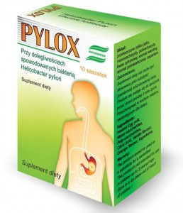 Pyloxim - Suplement diety przy Helicobacter Pylori